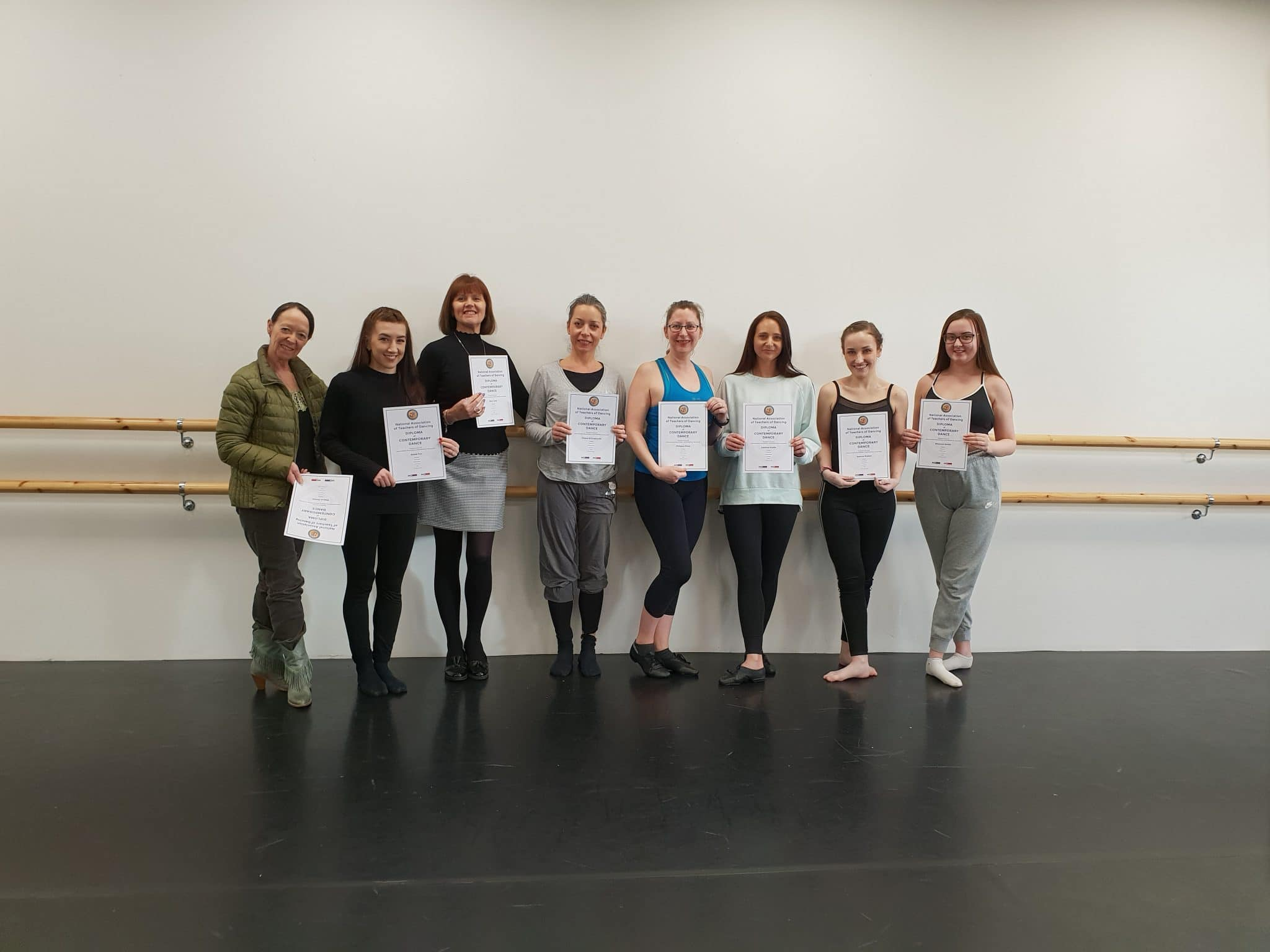 Contemporary Course – February 2020