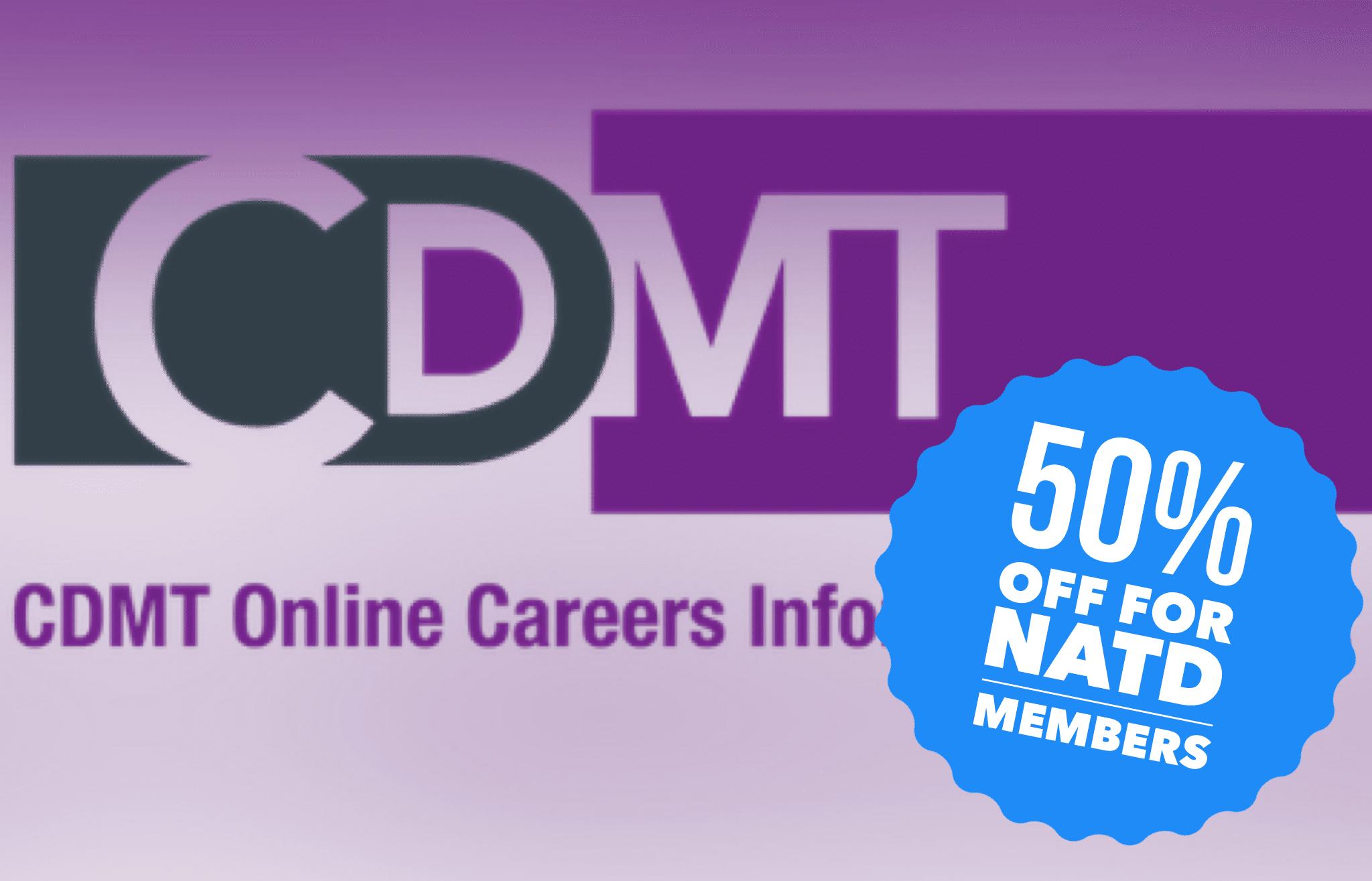 CDMT Online Teachers Pathway Event