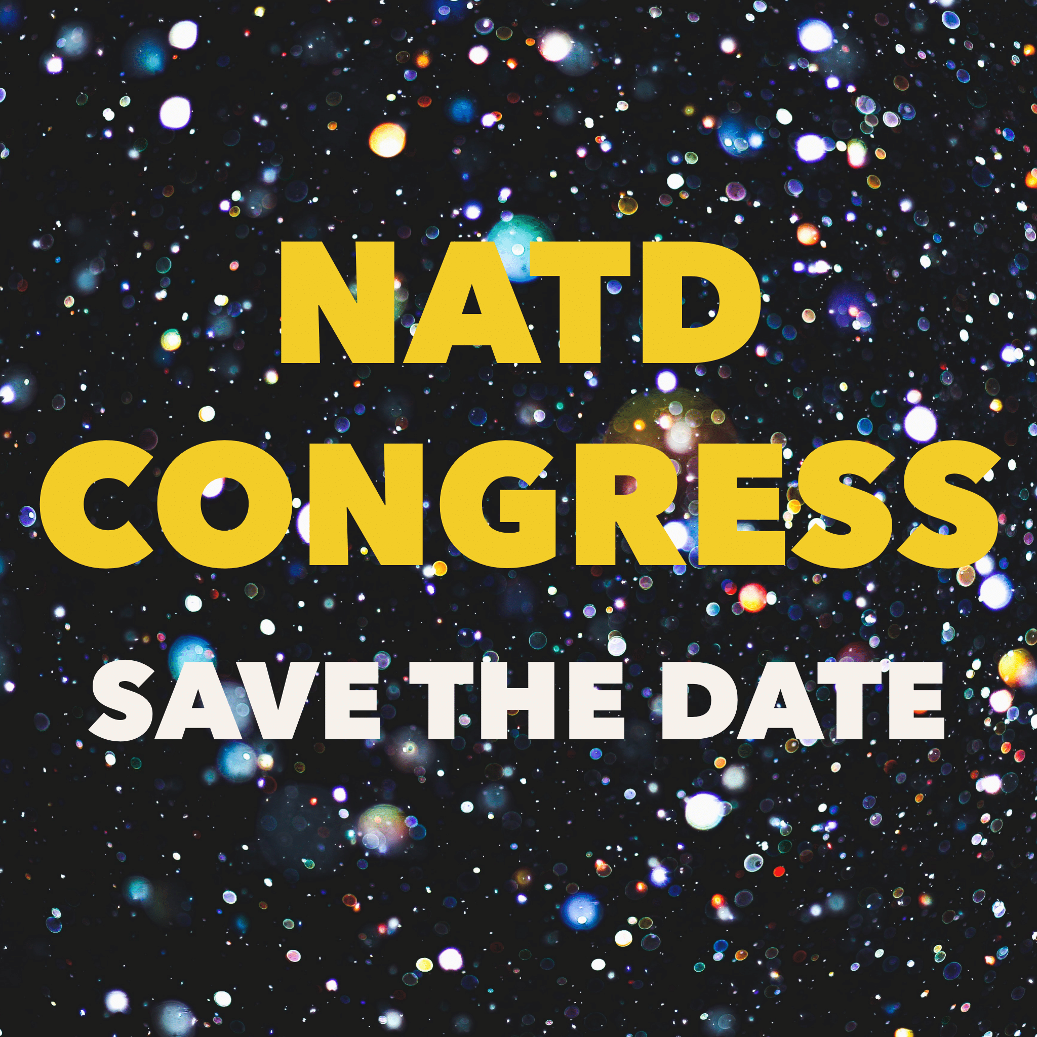 Congress 2022 – 19th-21st August – SAVE THE DATE